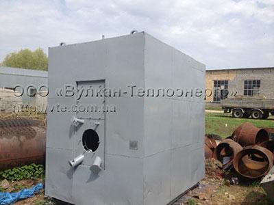 Водогрейный котел КБНГ-2,5