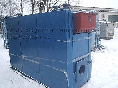 Водогрейный котел ВК-32 КСВа-1,25 МВт