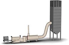 Перевод зерносушилок на твердое топливо