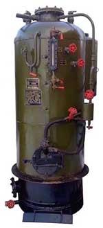 Парогенератор котел паровой РИ-5М