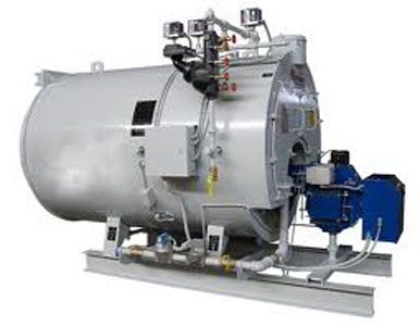 Пароводогрейный котел АВ-3, АВ-4