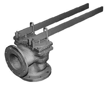 Клапан предохранительный 17с19нж